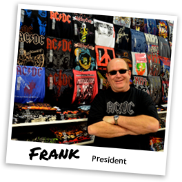 Frank - Founder & CEO of Rock America