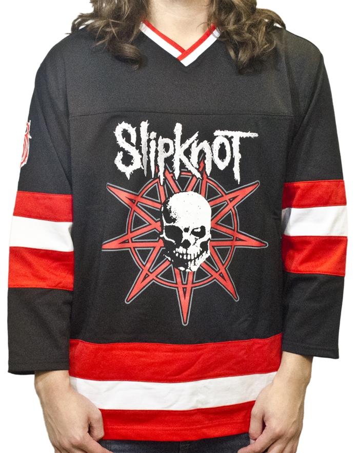 Skull Star Hockey Jersey (M) 0a3438b2a49