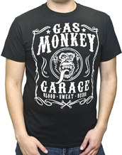 Gas Monkey Filigree