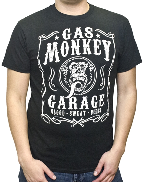 Gas Monkey Filigree (S)