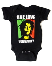 One Love Block Infant Creeper