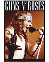 Axl Rose Poster