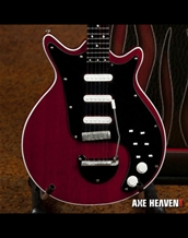 Brian May Sig Red Special Mini