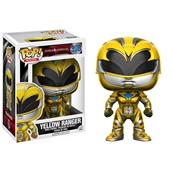 Yellow Ranger Pop!