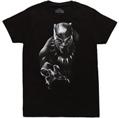 Black Panther Character Tee