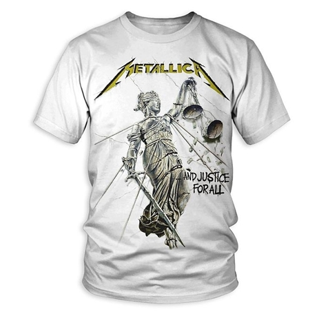 And Justice For All Tee (S)