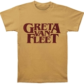 Greta Van Fleet Red Logo