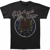 MJ Thriller Varsity Jacket Tee