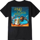 Gin and Juice Cartoon Tee