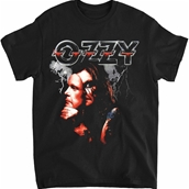 Ozzy Mask Mens  Tee
