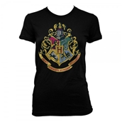 Harry Potter Crest Juniors Tee