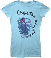 Cage the Elephant Colorskull T