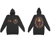 Buzz Saw Mens Zip Hoodie