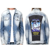Metallica Denim Jacket