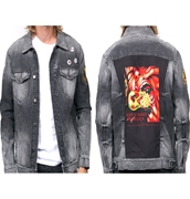 Guns N Roses Denim Jacket