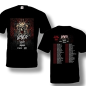 Slayer 2018 Tour Shirt