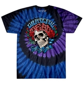 Boston Music Hall Tie Dye