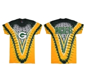 Green Bay Packers V-Dye