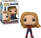 Endgame: Captain Marvel Pop