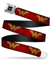 Wonder Woman '17 Seatbelt Belt