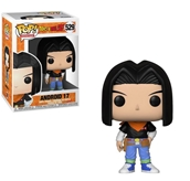 DBZS5: Android 17 Pop