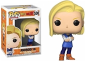 DBZS5: Android 18 Pop