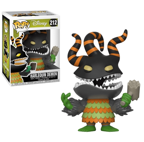 NBC- Harlequin Demon Pop