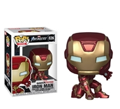 Iron Man (Stark Tech Suit) Pop