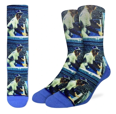 Concert at Dodger Stadium Socks (8-13)