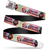 Cheech & Chong Silhouettes Belt
