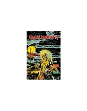 Killers-Iron Maiden Large Posters - Textile Poster Flags