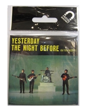 Yesterday/The Night Before Magnet-Beatles Rock Fridge Magnets