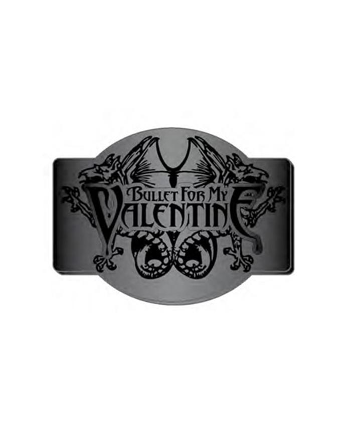 Logo Belt Buckle Bullet For My Valentine