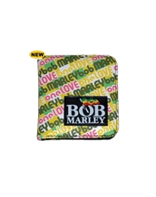 One Love Logo Wallet-Bob Marley Rock Wallets