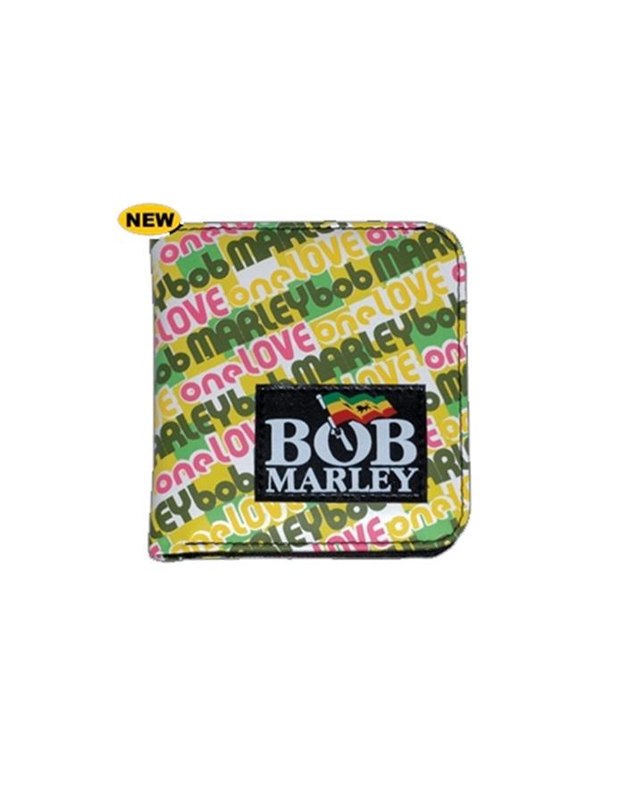 4bbae22018b One Love Logo Wallet-Bob Marley Rock Wallets