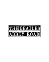 Abbey Road Patch-Beatles Rock Band Patches