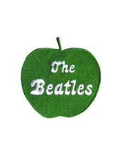 Apple Logo Patch-Beatles Rock Band Patches