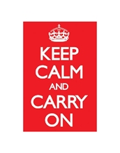 Keep Calm and Carry On Poster-Generic Posters