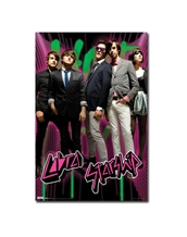 Hot Mess Poster-Cobra Starship Music Posters