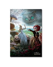 Group Poster-Alice in Wonderland Posters
