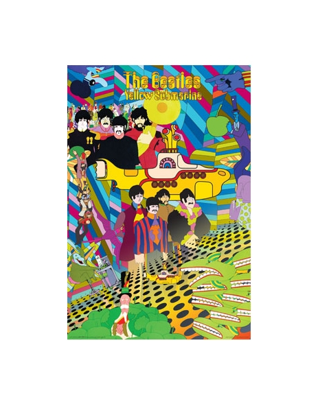 Yellow Submarine NMR