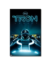 Tron One Sheet Poster-Tron Music Posters