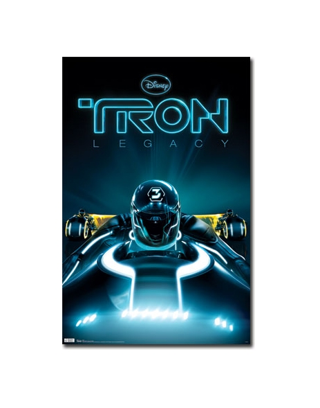 Tron One Sheet Poster