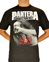 Vulgar Display of Power-Pantera Rock T-Shirts
