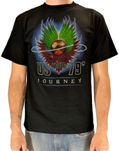 US Tour 79-Journey Rock T-Shirts