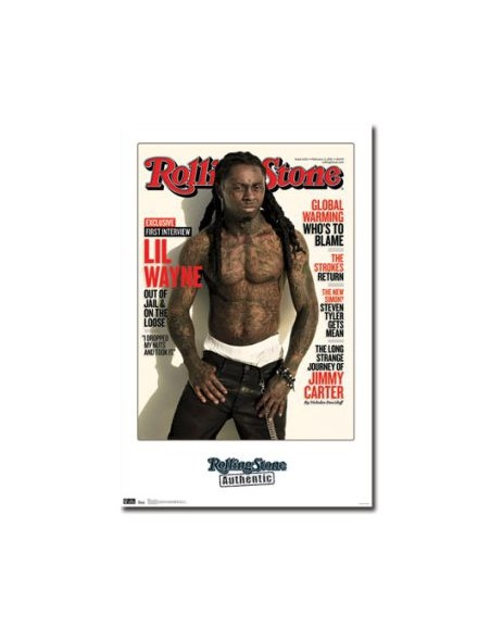 Rolling Stone Cover 2 Poster