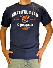 Chicago '95 - Grateful Dead T-Shirts