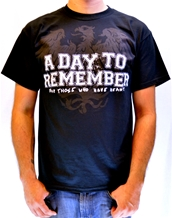 Friends - A Day to Remember T-Shirts