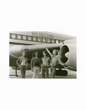 Plane Photo-Led Zeppelin Large Posters - Textile Poster Flags