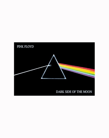 Dark Side of the Moon Poster